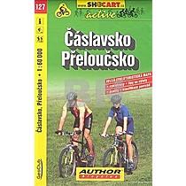 Čáslavsko Přeloučsko 1:60 000