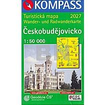 Českobudějovicko 1:50 000