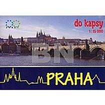 Praha do kapsy 1:15 000