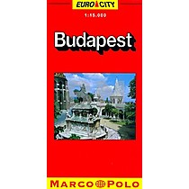 Budapest 1:15 000