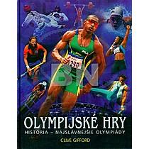 Clive Gifford: Olympijské hry