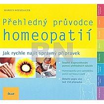 Markus Wiesenauer: Přehledný průvodce homeopatií
