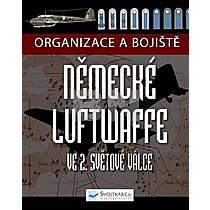 Chris McNab: Organizace a bojiště německé Luftwaffe ve 2. světové válce