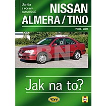 Peter T. Gill: Nissan Almera/Tino