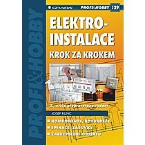 Josef Kunc: Elektroinstalace krok za krokem