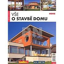 Kolektiv autorů: Vše o stavbě domu