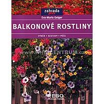 Eva Maria Geiger: Balkonové rostliny