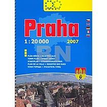 Kolektiv autorů: Praha 1: 20 000