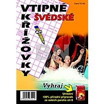 Vtipné švédské křížovky