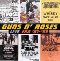 Guns N' Roses: Live Era '87/'93