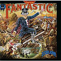 John, Elton: Captain Fantastic And The Brown Dirt Cowboy