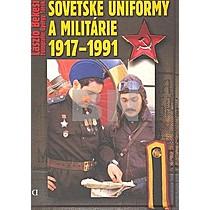 László Békési: Sovětské uniformy a militárie 1917-1991