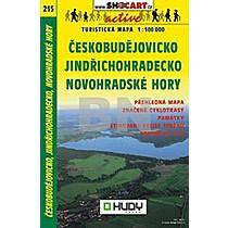 Českobudějovicko, Jindřichohradecko, Novohradské Hory