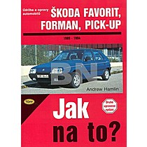 Andrew Hamlin: Škoda Favorit, Forman, Pick-up 1989 - 1994