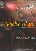 Astor Piazzolla - Vuelvo Al Sur - Astor Piazzolla