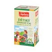 Mediate Čaj Dětský ovocný se šípkem 40 g BIO