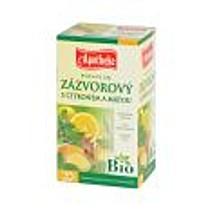 Mediate Čaj Zázvorový s citronem a mátou 30 g BIO