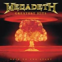 Greatest Hits (Back To The Start) - Megadeth