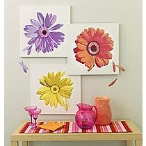 Samolepky,samolepící dekorace - obrázky Květiny