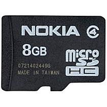 NOKIA Micro SDHC MU-43 8GB