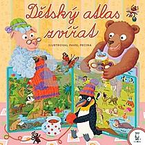 Pavel Pecina: Dětský atlas zvířat