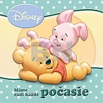 Macko Puf Máme radi každé počasie - Walt Disney