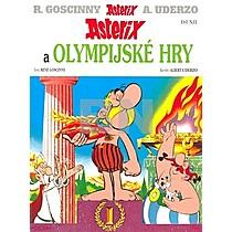 Asterix a Olympijské hry - René Goscinny
