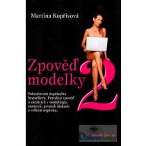 Zpověď modelky - Martina Kopřivová