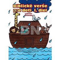 Biblické verše pre deti I. diel - Ladislav Fričovský
