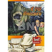 V říši dinosaurů - Thilo