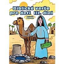 Biblické verše pre deti III. diel - Ladislav Fričovský