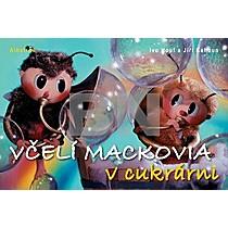 Jiří Kahoun: Včelí mackovia v cukrárni