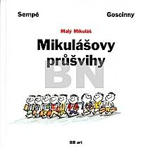 Mikulášovy průšvihy - Sempé; Goscinny