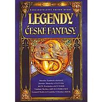 Kolektiv autorů: Legendy české fantasy