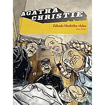 Záhada Modrého vlaku - Agatha Christie