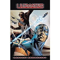 Mark Millar; Bryan Hitch: Ultimates Národní bezpečnost