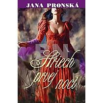 Jana Pronská: Hriech prvej noci