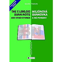 Mark Twain: Miliónová bankovka a iné poviedky The 1,000,000 bank-note and other stories