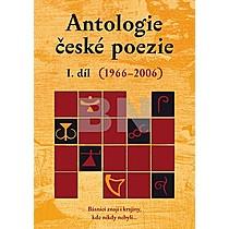 Kolektiv autorů: Antologie české poezie I.díl