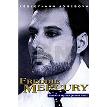 Lesley-Ann Jonesová: Freddie Mercury
