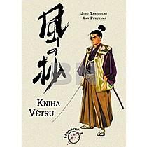 Jiro Taniguchi; Kan Furuyama: Kniha větru