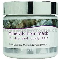Vlasová maska s minerály pro suché a vlnité vlasy 200g