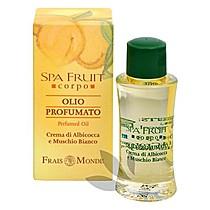 Frais Monde Meruňkový krém a Bílý mošus parfémový olej 10ml