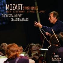 Mozart: Symphonies 38 & 41