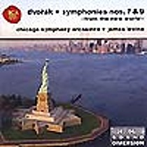 """Dvořák: Symphonies Nos. 7 & 9 """"From The New World"""""""