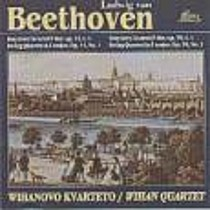 Smyčcový kvartet F dur, op. 14, č. 1 / Smyčcový kvartet F dur, op. 59, č. 1, Wihanovo kvarteto