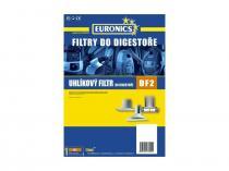 Jolly DF2 k odsavači s recirkulací Uhlíkový filtr