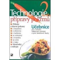 Technologie přípravy pokrmů 2 - 2. vydání