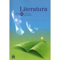 Literatura pro 4. ročník gymnázií