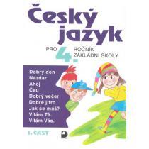 Český jazyk pro 4. ročník ZŠ - 1. část